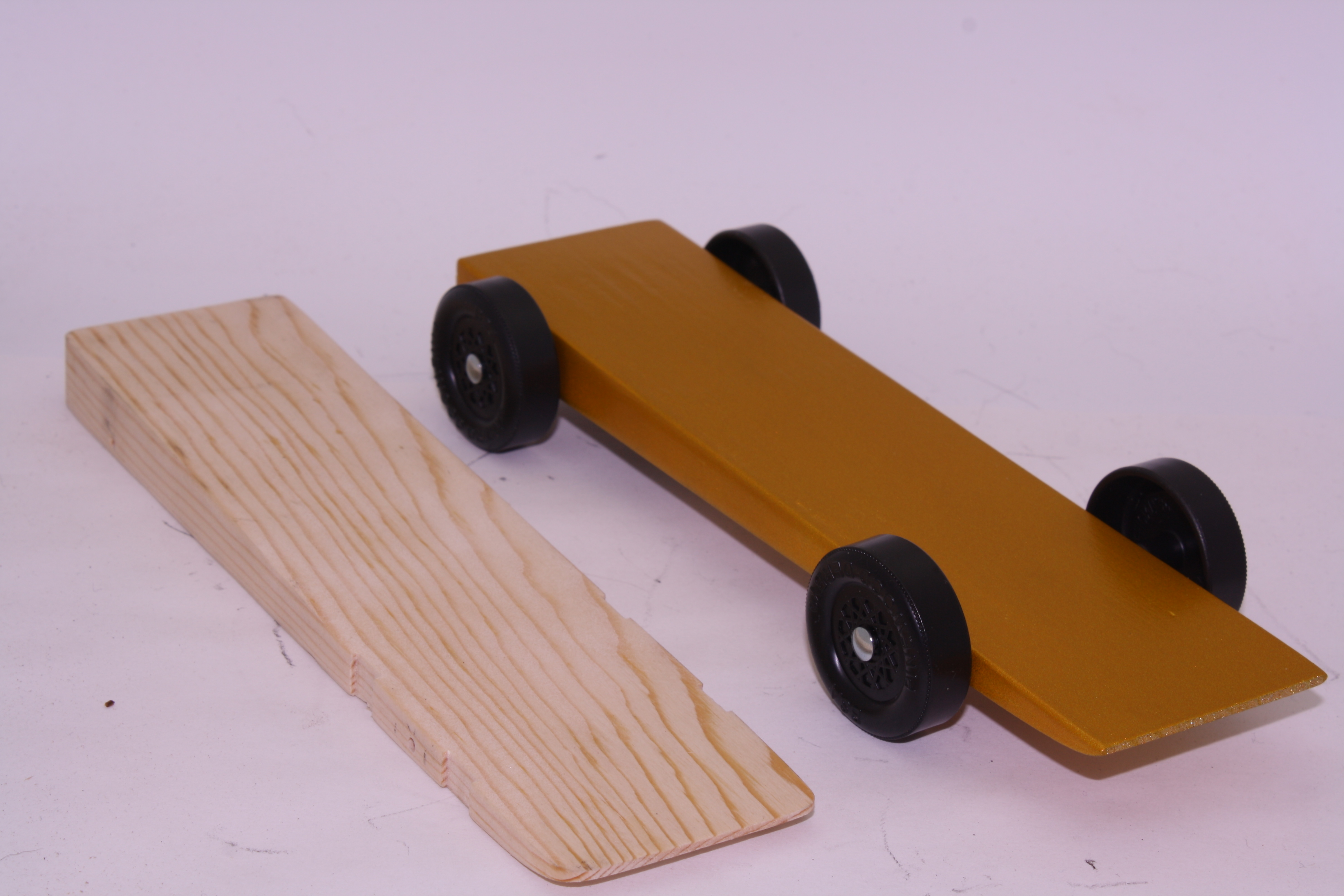 fastest pinewood derby designs
