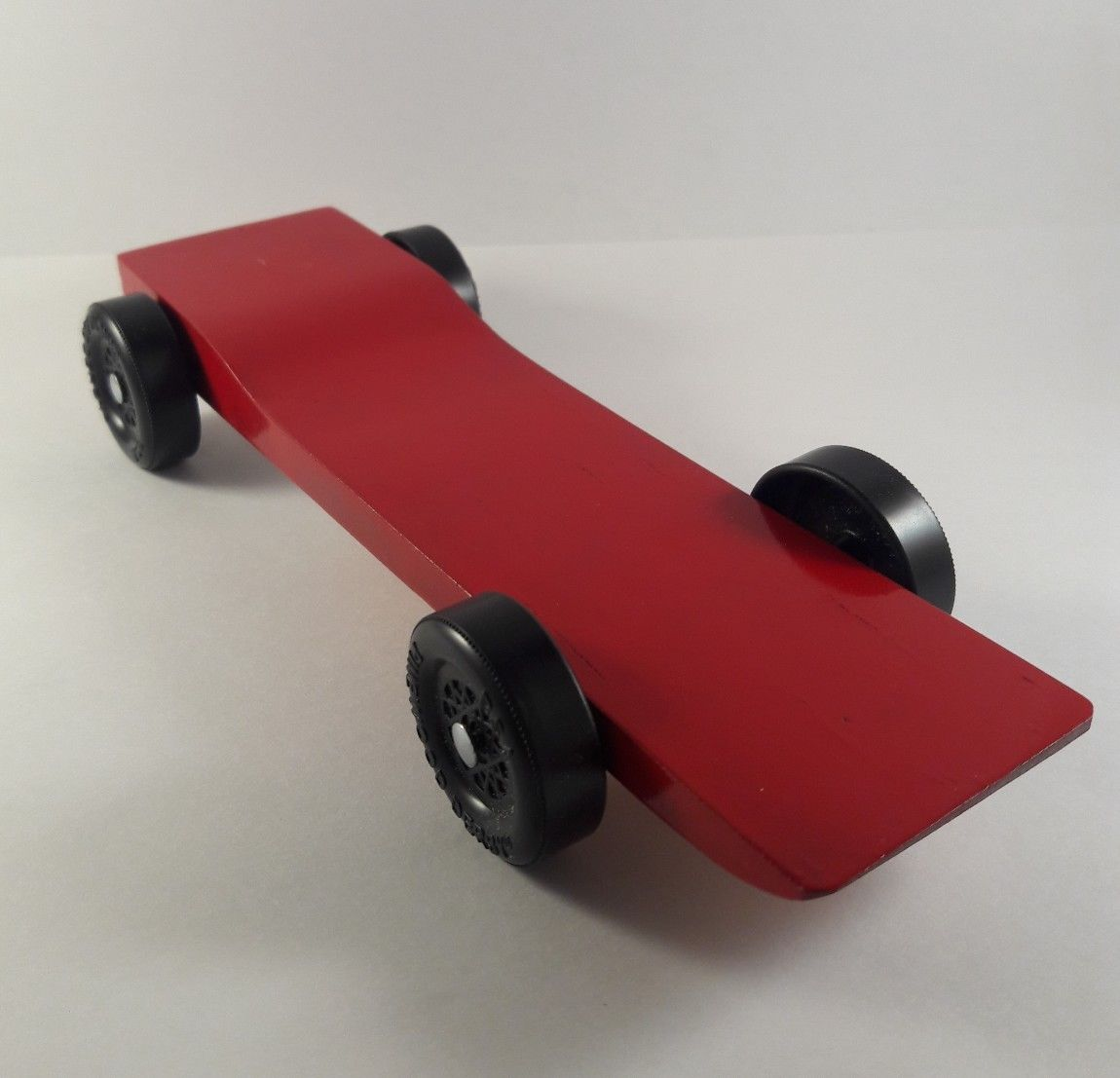 Fast Winning Pinewood Derby Car Physics Lecture
