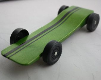 Pinewood Derby Car Awana® Ready to Race Complete