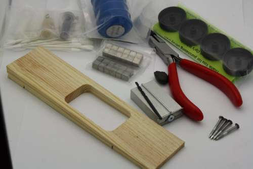 Custom Pinewood Derby Car Kits