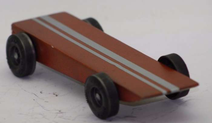Ready to Race Complete Pinewood Derby Car Awana®
