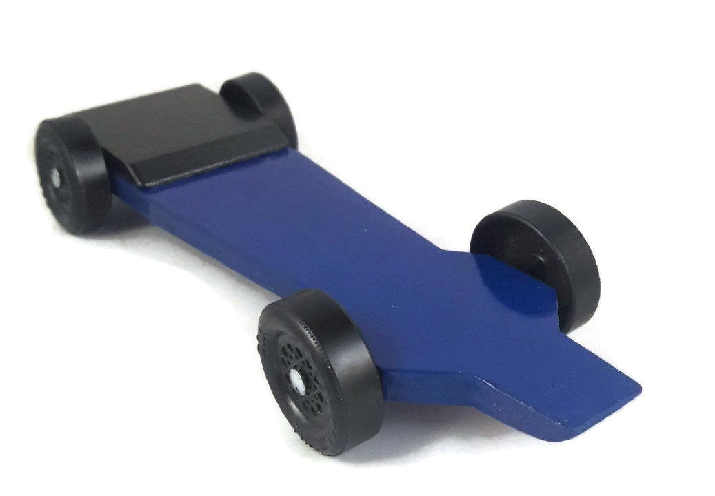 ready to race pinewood derby Car